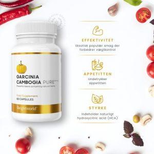Køb her med garanti de bedste Garcinia Cambogia Pure | Kosttilskud for vægtkontrol