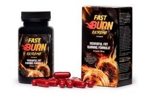 FAST BURN EXTREME - En effektiv fedtforbrænder! Styrker og giver ny energi
